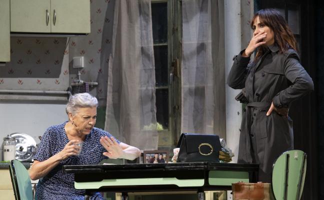 Doble representación de la obra 'Juntos' en el Teatro Filarmónica
