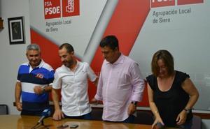 Ángel García anuncia que repetirá como candidato a la Alcaldía de Siero