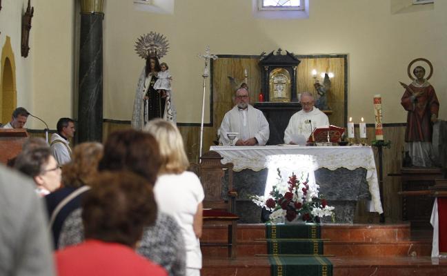 «Las parroquias me encantan, llego con el objetivo de proteger su patrimonio»