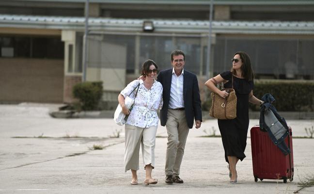 Los empresarios José Luis Ulibarri y 'El Patatero' quedan en libertad con cargos