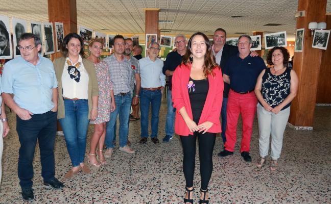 «Vamos a por el feudo de Barbón», advierte la candidata de IU en Laviana