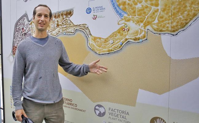 «Quiero que el banco de germoplasma crezca en espacio y especies regionales»