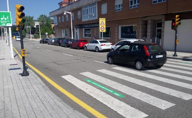 El Ayuntamiento pone en marcha la señalización de los caminos escolares seguros