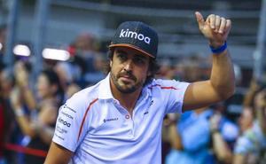 Fernando Alonso: «Singapur es una oportunidad y había que aprovecharla»