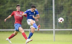 El Oviedo B acusa su errático inicio