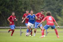 Oviedo B 1 - 1 Calahorra, en imágenes