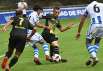 Real Sociedad B 1-1 Langreo