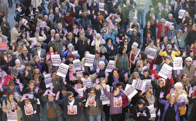 Los casos de violencia machista aumentan un 7% en un año con una asturiana en riesgo extremo