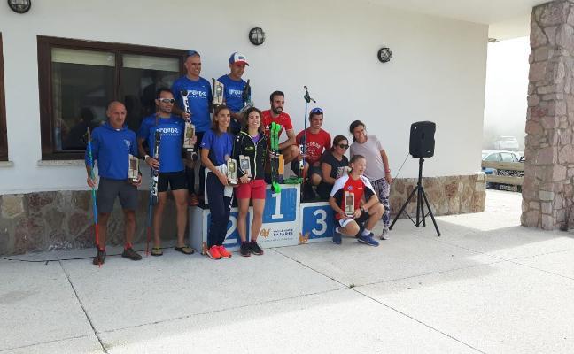 Unai Sanz y Elisa Fernández ganan el segundo Cuitu Rolleski