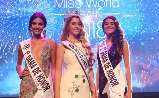 Amaia Izar, Miss World Spain al tercer intento