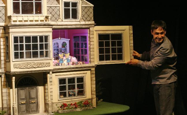 La Reciella de la Factoría programa marionetas, teatro y cuentacuentos