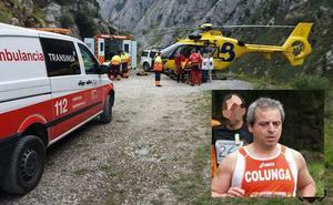 El empresario gijonés Carlos Álvarez Ramos muere al caer por un desnivel de cien metros en Picos