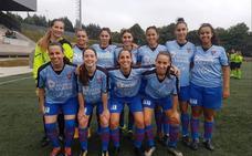 El Gijón FF cae en el campo del Victoria FC