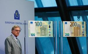 Así son los nuevos billetes de 100 y 200 euros