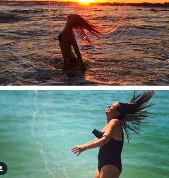 Celeste Barber, la actriz que arrasa en Instagram parodiando las posturas imposibles de las famosas