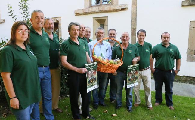 La final del VI Concurso de Sidra Casera de Siero será en la plaza cubierta el 30 de septiembre
