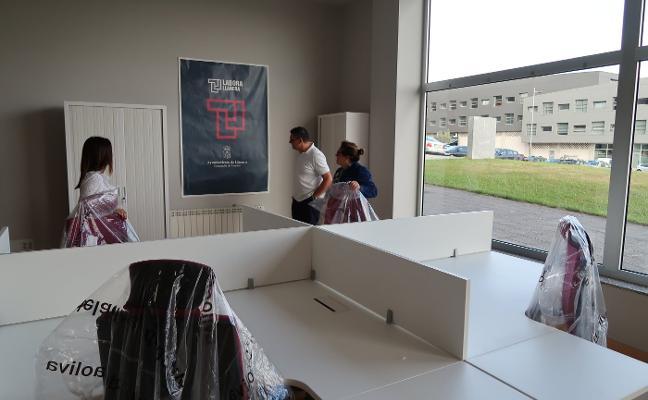 Llanera abre un espacio para la promoción del empleo en Asipo