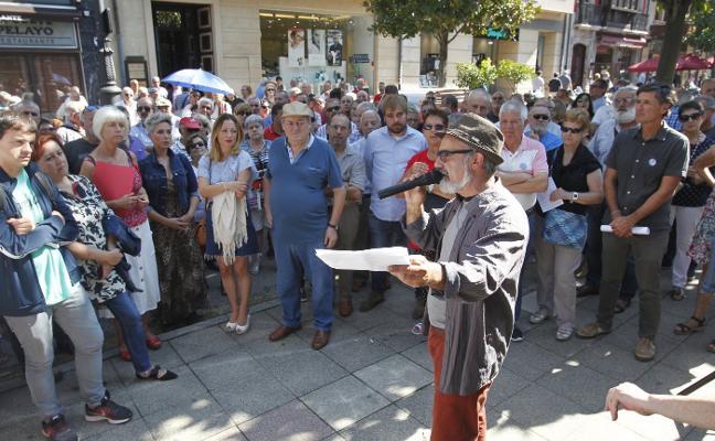 Los pensionistas asturianos reclaman más apoyo para los cuidadores y las residencias