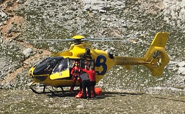 El gijonés fallecido en los Picos de Europa era «un experto apasionado de la montaña»