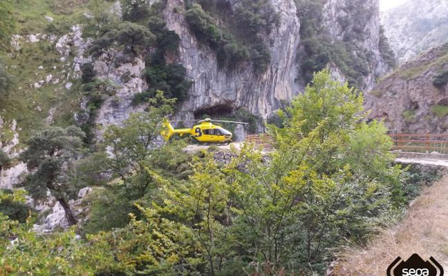 Un cordobés de 46 años, tercer fallecido en los Picos de Europa en una semana