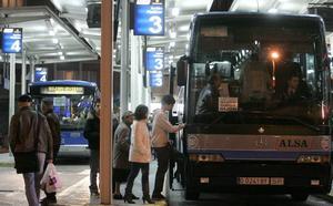 Los autobuses nocturnos llevarán cámaras para combatir agresiones a mujeres