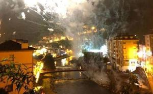 Los vecinos de Cangas afectados por la explosión pirotécnica deberán ir a juicio