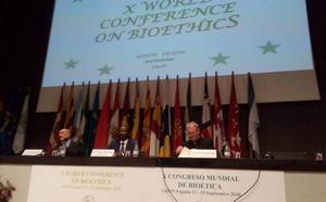 Directo: X Congreso Mundial de Bioética en Gijón
