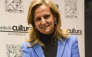 Isabel San Sebastián presenta en Gijón su novela 'La Peregrina'