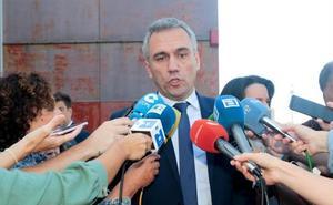 Fomento se compromete a defender el Corredor Atlántico «con la misma intensidad» que el del Mediterráneo