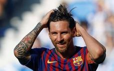 Arranca el gran objetivo de Messi