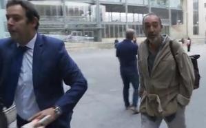 Natalio Grueso se entrega e ingresa en prisión provisional a la espera de juicio