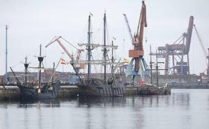 La historia marítima española atraca en Gijón