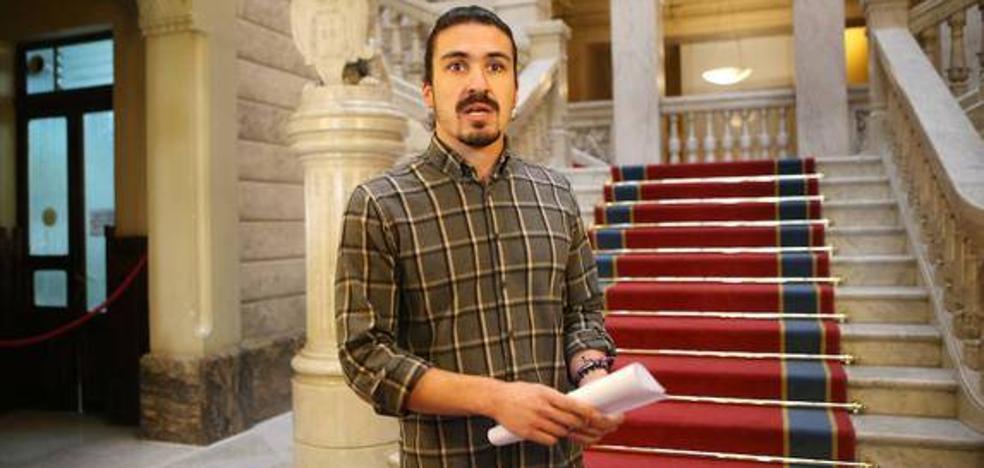 Andrés Ron y Jara Cosculluela, nuevos secretarios de Organización de Podemos