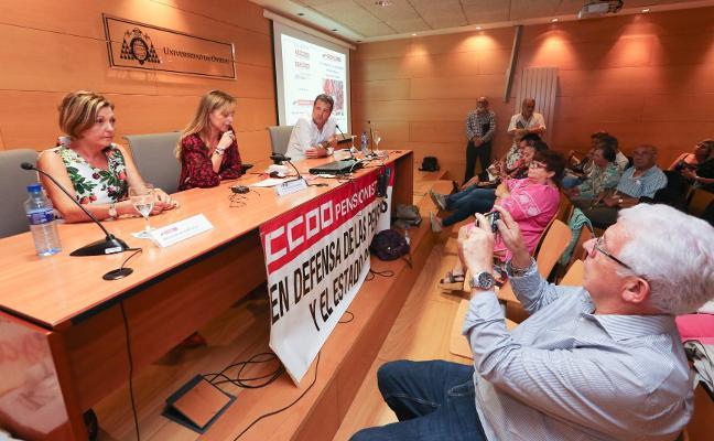 Las pensiones penalizan a las asturianas de más edad