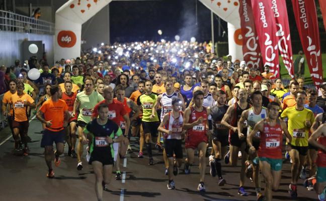 Último día para inscribirse en la EdP Carrera Nocturna Gijón 10k