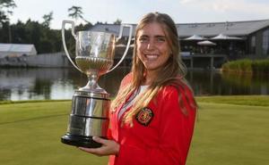 El golf asturiano llora a Celia Barquín