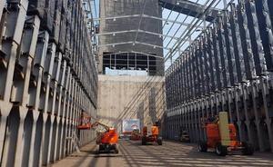 Arcelor retrasa la puesta en marcha de las baterías de cok de Gijón