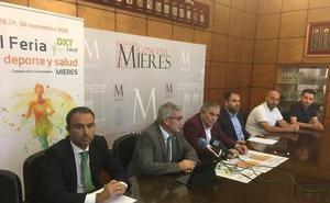 El alcalde de Mieres, al rector: «Ya compartimos Minas, queremos Deportes en su totalidad»