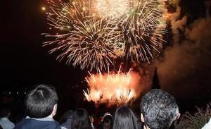 Noche de Fuegos: Pirotecnia Pablo ofrecerá un espectáculo «grandioso» con 33.565 artificios