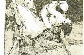'Los Caprichos' de Goya salen del Bellas Artes