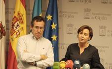 La alcaldesa de Gijón considera «preocupantes y fuera de lugar» las declaraciones del secretario de Infraestructuras sobre el plan de vías