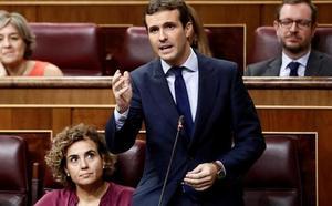 El atajo legal del PSOE para allanar el camino a los Presupuestos pone al PP en pie de guerra