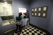 Exposición EL COMERCIO y Evaristo Valle
