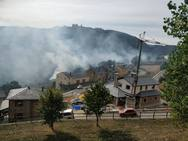 El alcalde de Santa Eulalia de Oscos provoca un incendio por un descuido
