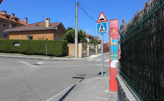 UCIN denuncia el «estado de abandono» de las paradas de autobús