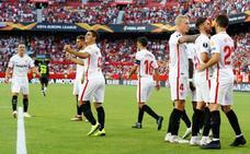 El Sevilla tira de eficacia para golear a un flojo Standard