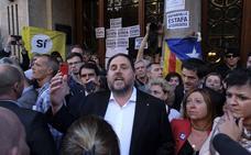 20-S: El día que el independentismo se puso en rebeldía