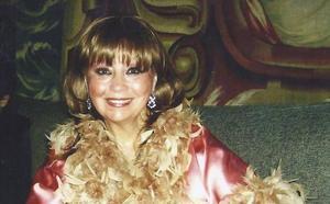 La actriz asturiana Mary Paz Pondal, a por la película número 75