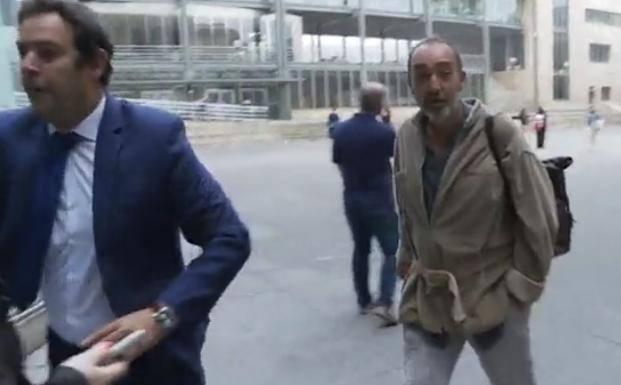 La Fiscalía solicita mantener la prisión para Grueso