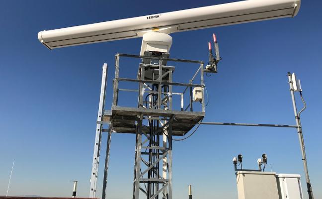 Enaire activa la mejora del radar que identifica los aviones en el aeropuerto